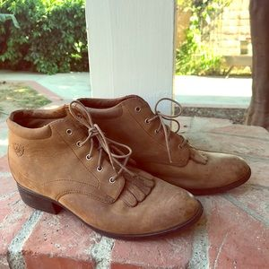Ariat Western Ankle Boots